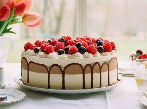 Nekepti tortai ir pyragai - 42 burnoje tirpstantys receptai