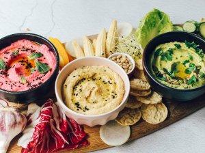 Tobulas naminis humusas - receptas žingnis po žigsnio + 3 skoniai!