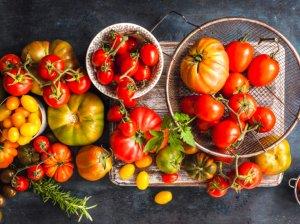 Pomidorų receptai