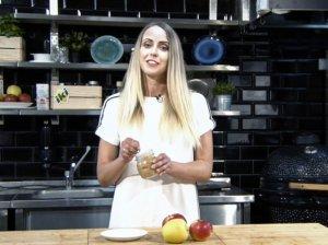 Karamelizuotų obuolių padažas - kaip pasigaminti?