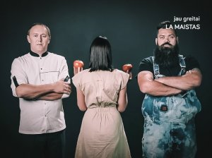 """""""La Maistas TV laida jau šį sekmadienį 9 val. per TV3 televiziją!"""