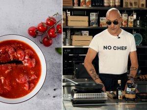 Greitas pomidorinis Marinara padažas - kaip pasigaminti?
