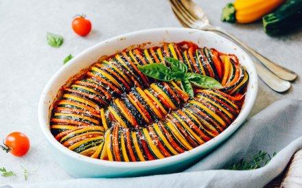 Ratatouille daržovių troškinys