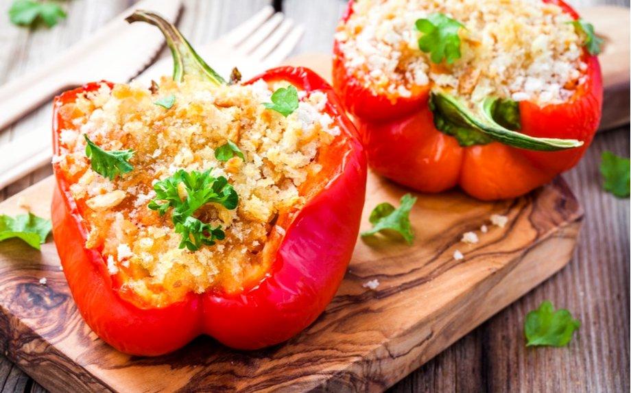 Paprikų receptai patiekalai