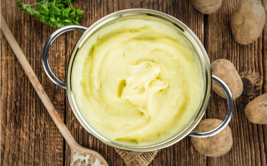 Kaip išvirti pačią skaniausią bulvių košę?