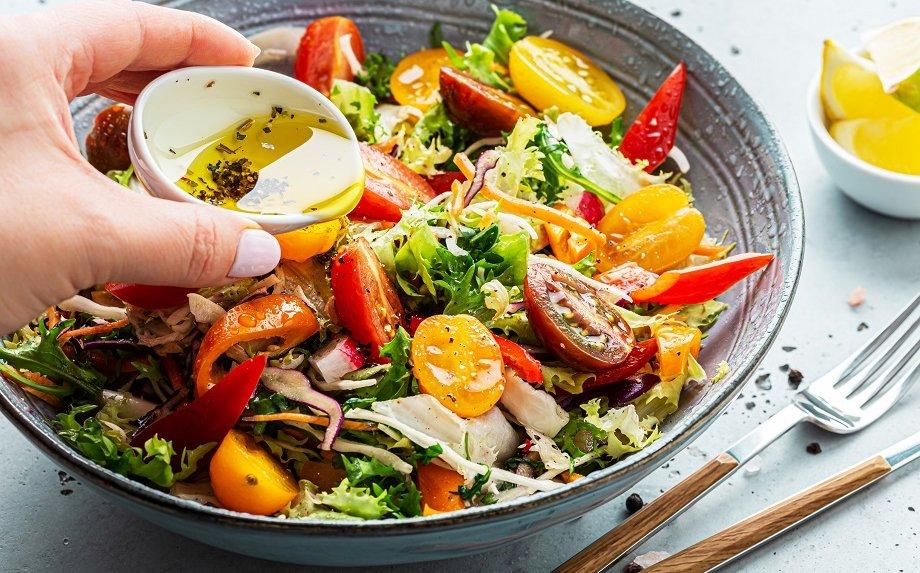 Salotų receptai