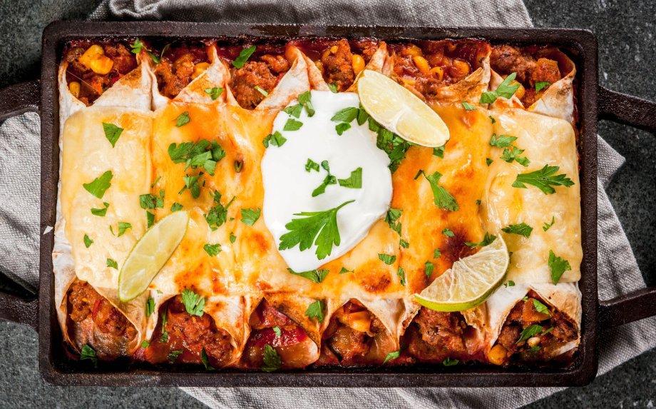 Skanėstai greitukai su lavašu ir tortilijomis - net 23 gardūs receptai