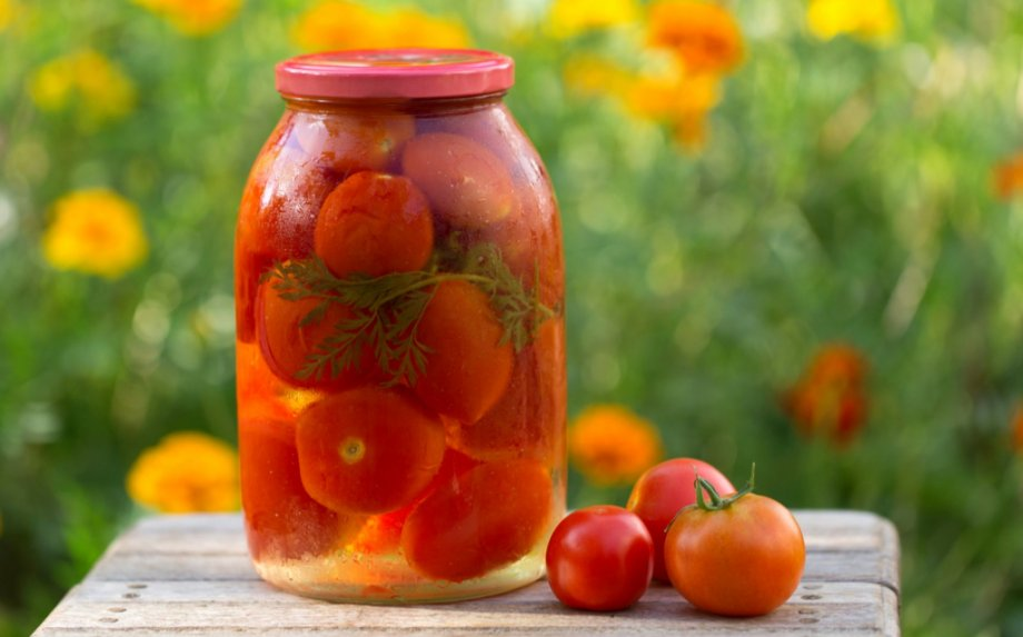 Pomidorai žiemai