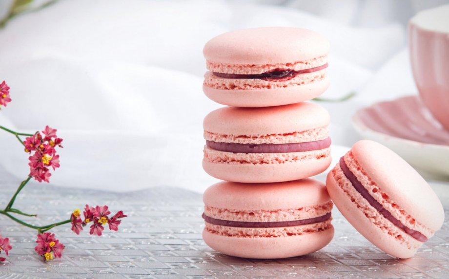 Kaip gaminti Macarons