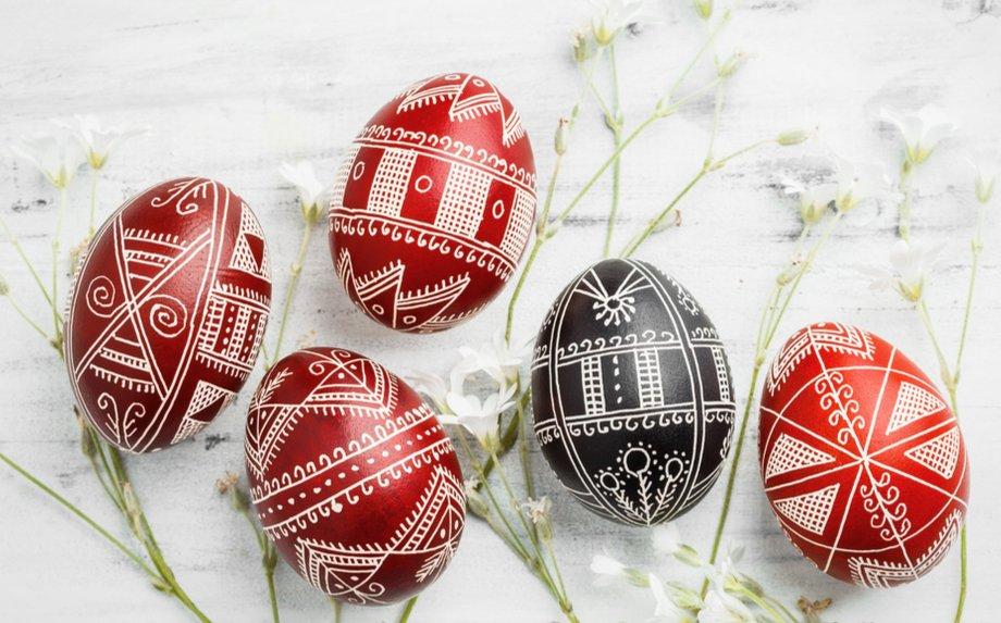 Kaip marginti kiaušinius vašku, kad tikrai pavyktų? Keliaujame žingsnis po žingsnio!