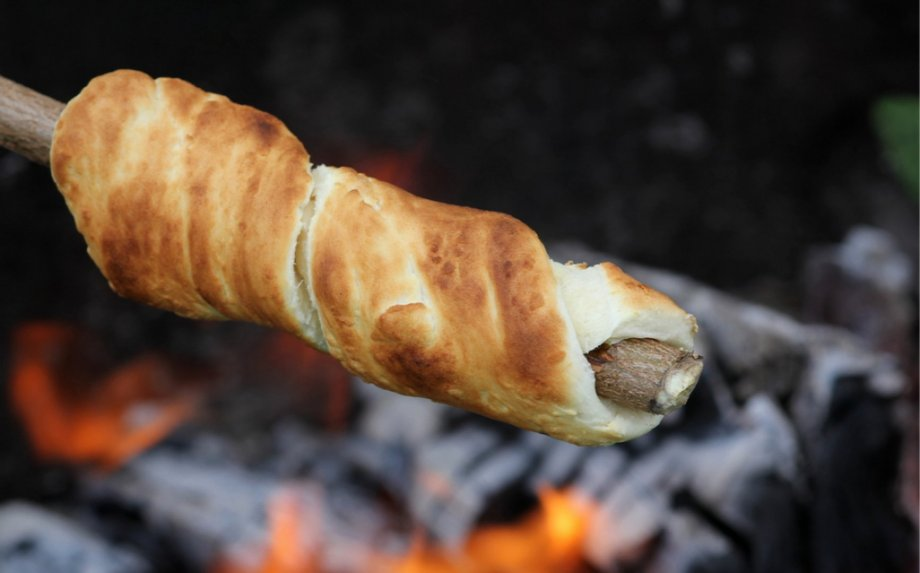 Ant laužo ne tik mėsytė - 17 genialiai paprastų ir skanių grilio receptų idėjų!