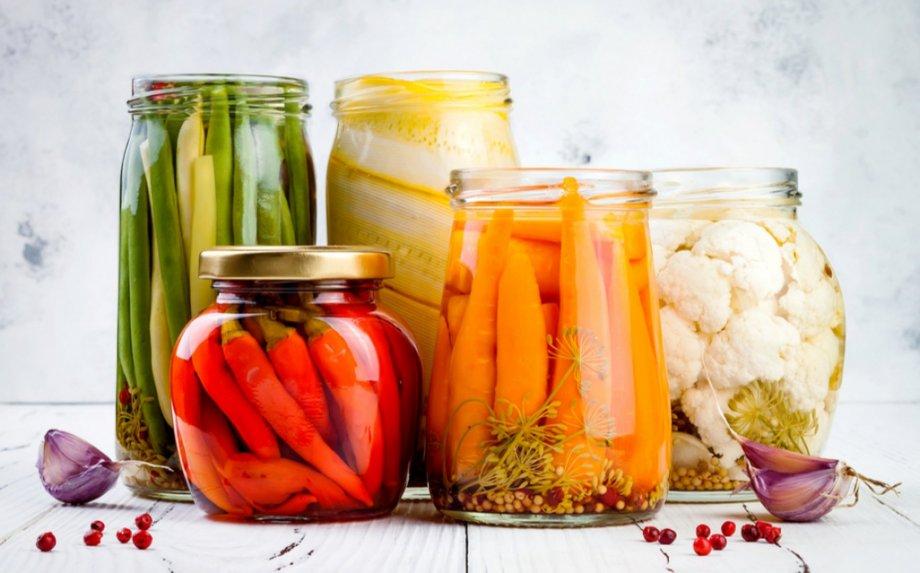 Kaip rauginti daržoves