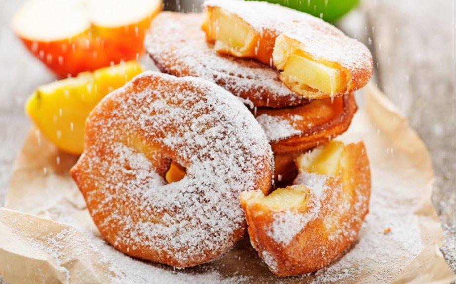 Obuoliai ne tik pyragui - 42 puikūs obuolinių gardumynų receptai
