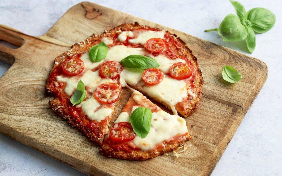 Pica be kvietinių miltų - rodome žingsnis po žingsnio!