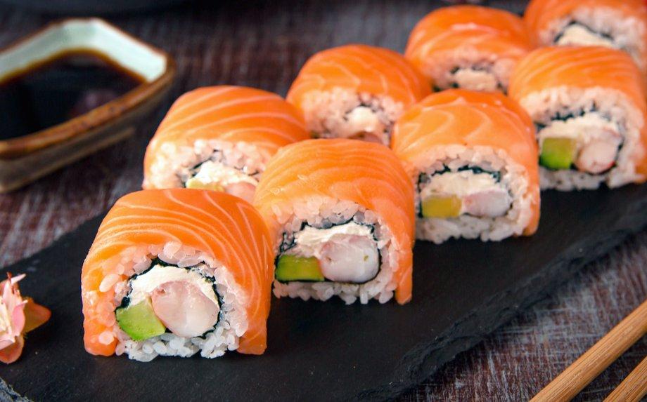 Sušiai suši