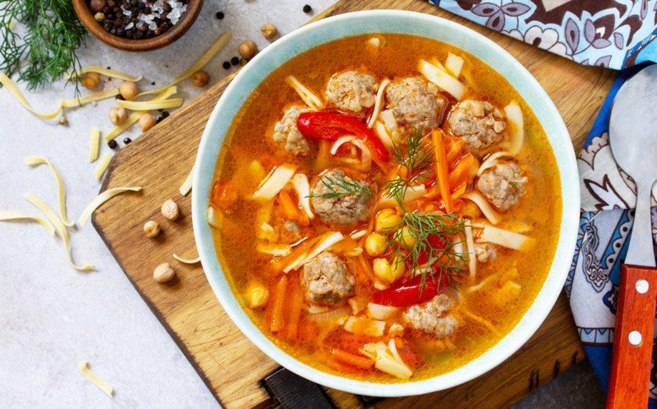 Sriubos sriubytės - 39 skanūs, sotūs receptai