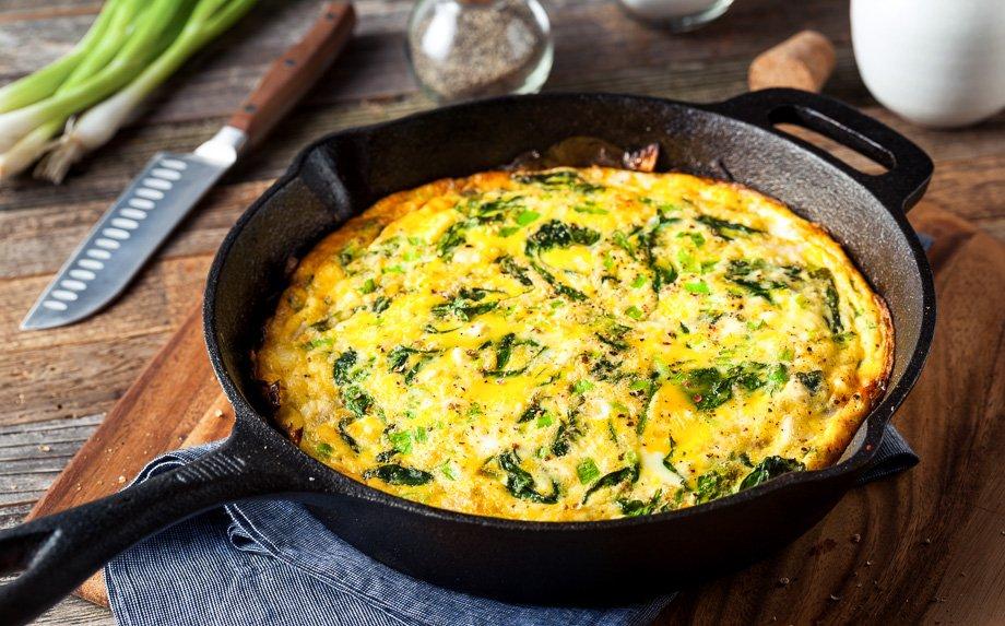 Fritata arba puikusis omletas orkaitėje - žingsnis po žingsnio, kaip pagaminti + 9 receptai