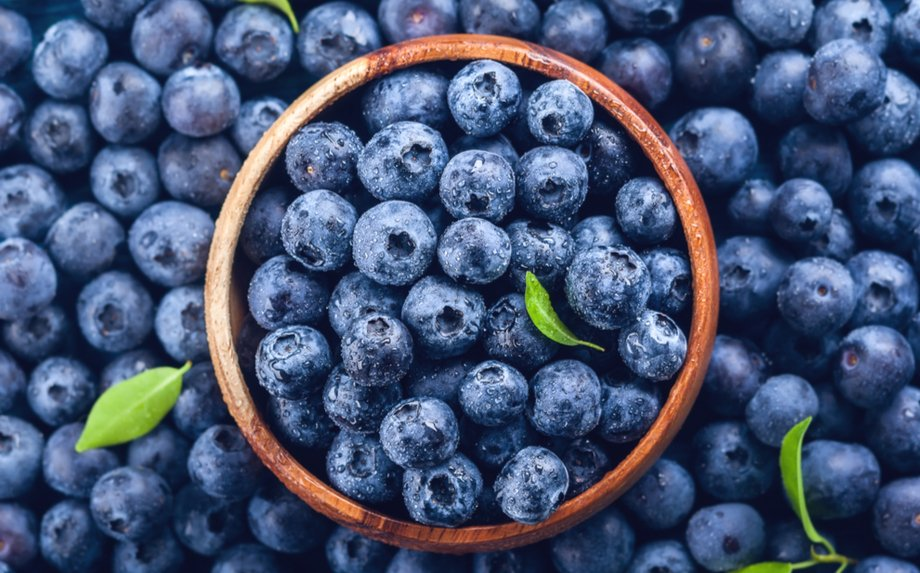 Mėlynių receptai patiekalai