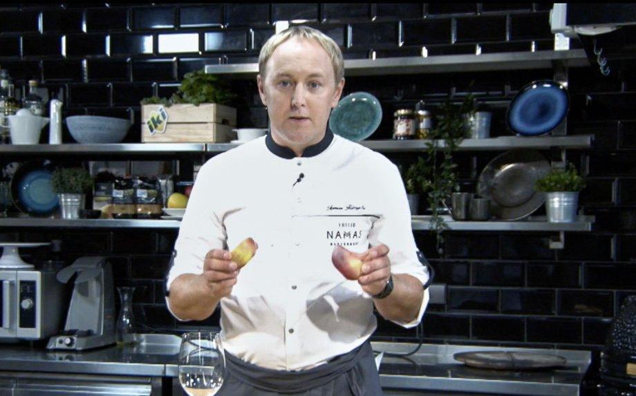 Kaip pasigaminti skaidrias obuolių sultis?