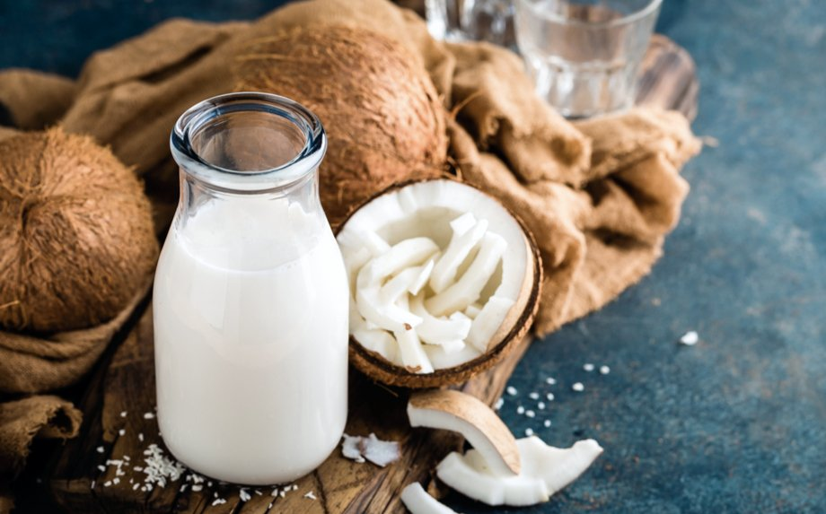 Kokoso pienas