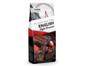 """Miltinis mišinys angliško stiliaus pyragui """"Brownie"""""""