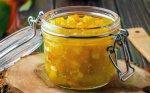 Cukinijų uogienė su apelsinu ir citrina