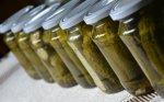 Naujoviškas agurkų konservavimo būdas