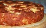 Prancūziškas obuolių pyragas