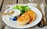 Vištienos kepsneliai be krakmolo ir majonezo