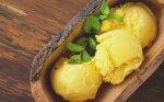 Bananų ir ananasų ledai per 1 minutę!
