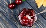 Vyšnių padažas žiemai