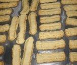 Senoviniai sausainėliai su priedais