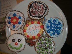 Kalėdiniai sausainėliai