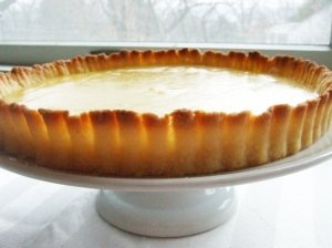 Nuostabus citrinų pyragas pagal David Lebovitz receptą