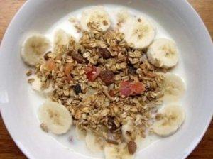 Naminiai sausi pusryčiai