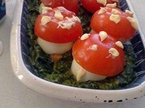 """Įdaryti pomidorai """"Musmirės"""""""