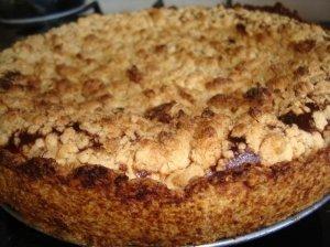 Prancūziškas varškės pyragas
