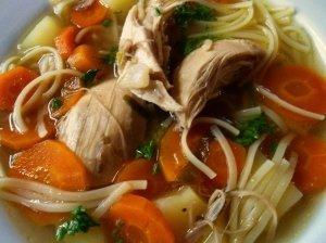 Sveika vištienos sriuba
