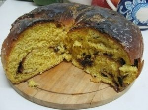 Prosenelės pyragas