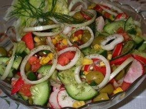 Daržo salotos