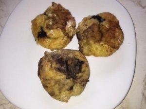 Orkaitėje keptos spurgos