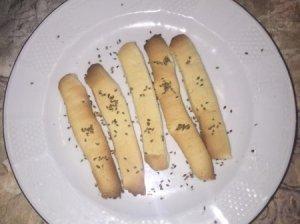 Močiutės naminiai sausainiai su anyžiais
