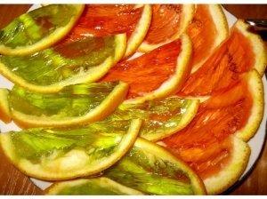 Želė apelsino žievėje