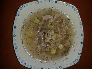 Skrandžio sriuba