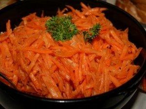 Naminės korėjietiškos morkos