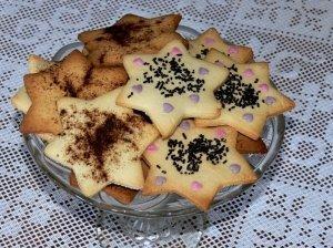 """Sausainiai """"Žvaigždelės"""""""