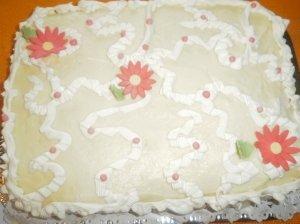 """Mamytės tortas """"Lengvumas"""""""