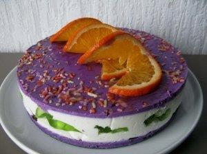 Violetinis desertas