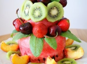 Mano vasaros tortas