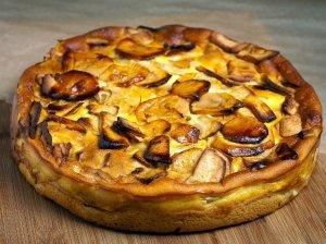 Elzaso obuolių pyragas